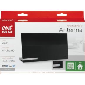 One For All SV9480 Indendørs HD antenne, 48dB