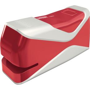 Rapid 10BX Elektrisk hæftemaskine, rød