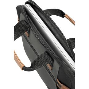 """Samsonite Sideways Laptop Sleeve 15.6"""", sort/grå"""