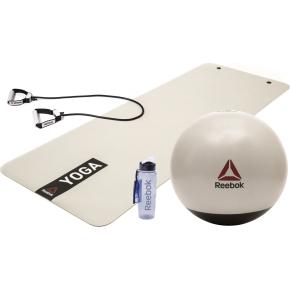 Reebok træningspakke - 4 stk. fitnessredskaber