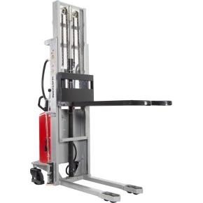 Stabler m/semi-elektrisk løft, 2700 mm, 1000 kg