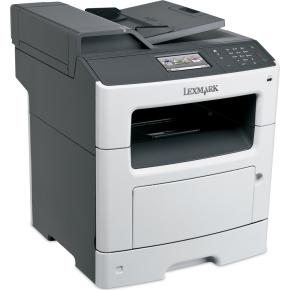 Lexmark MX417de monokrom multi-laserprinter