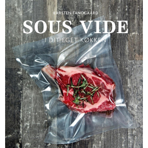 Sous Vide startsæt: Kogestav+vakuumpakker+kogebog