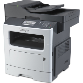 Lexmark MX517de sort/hvid multi-laserprinter