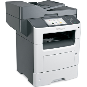 Lexmark MX617de sort/hvid multi-laserprinter