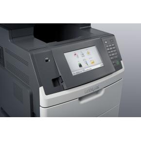 Lexmark MX717de monokrom multi-laserprinter