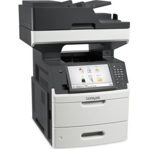 Lexmark MX718de monokrom multi-laserprinter