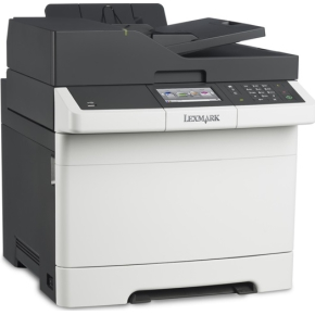 Lexmark CX417de multifunktionel farvelaserprinter