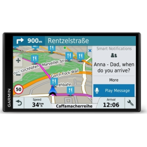 test og anmeldelser af garmin drivesmart 61 lmt d gps europa lomax a s. Black Bedroom Furniture Sets. Home Design Ideas