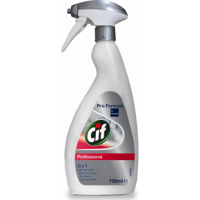 Cif 2-i-1 Badeværelsesrengøring, 0,75 L
