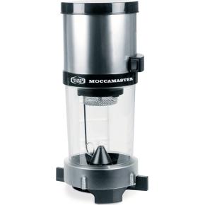 Moccamaster elektrisk kaffekværn m/dispenser
