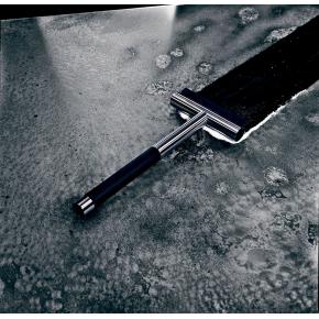 Stelton isskraber i stål og plast