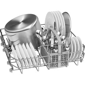 Bosch SMV45AX00E integrerbar opvaskemaskine, hvid