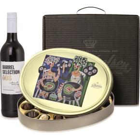 Sv. Michelsen chokolade & vin