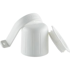 SprayWash Beholder, tablet kit, hvid
