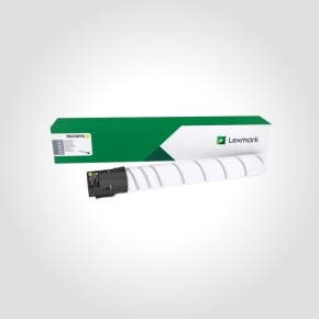 Lexmark CS92X/CX92X lasertoner, gul,11.500s