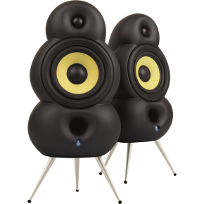 Podspeakers MiniPod Bluetooth højtalersæt, matsort