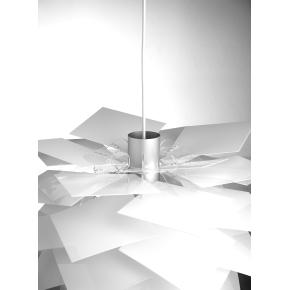 Pineapple Medium, Hvid, Ø 45 cm, Lux-udgave