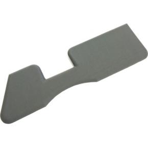 Ekstra stor håndledsstøtte til BarMouse, grå