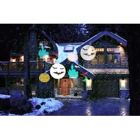 udend rs julelys led laser projektor k b til fast lav pris lomax a s. Black Bedroom Furniture Sets. Home Design Ideas