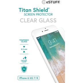 eSTUFF skærmbeskyttelse til iPhone 6/6s/7/8