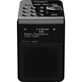 Panasonic RF-D20BTEG-K DAB+ radio