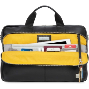 "Knomo Amesbury 15"" computertaske, sort"