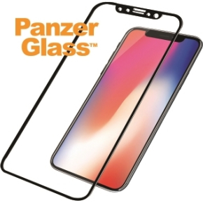 PanzerGlass PREMIUM Apple iPhone X, sort