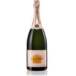Veuve Clicquot Rosé Magnum, champagne 150 cl