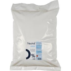 Neutral Storvask vaskepulver, hvid og kulørt, 9 kg