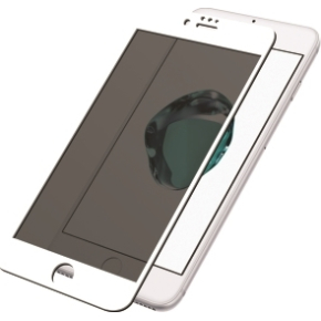 PanzerGlass PREMIUM privacy iPhone 6/6S/7/8, hvid