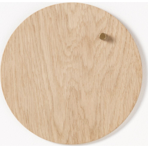 NAGA Nord magnetisk tavle, 25 cm, træ