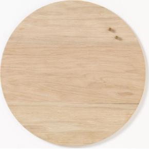 NAGA Nord magnetisk tavle, 45 cm, træ