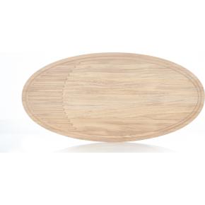Risvig Skærebræt rubber wood XL, 59X29 cm
