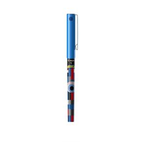 Pilot Hi-Tecpoint V5 Mika Rollerball, blå