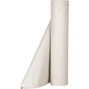 Lejepapir u. PE, 50 cm x 70 m, 1-lags, naturfarvet