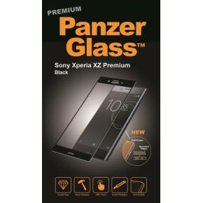 PanzerGlass PREMIUM Sony Xperia XZ Premium, sort