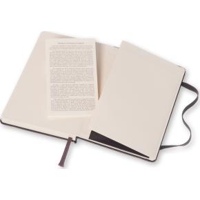 Moleskine Clas. Hard Notesbog Pocket, dotted, sort