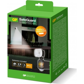 GP SafeGuard RF3.1 sikkerhedslampe, 130 lumen