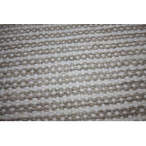 Pilas tæppe, 160x230 cm., sand