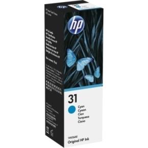HP No.30 blækpatron, cyan, 6.000s