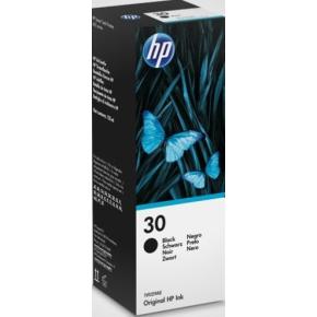 HP No.30 blækpatron, sort, 6.000s
