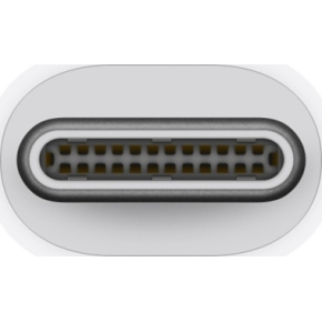 Apple Thunderbolt 3(USB-C) - Thunterbolt 2 adapter