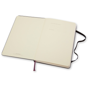 Moleskine Clas. Hard Notesbog Pocket, blank, sort