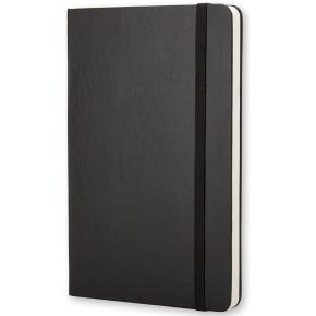 Moleskine Clas. Hard Notesbog Large, blank, sort