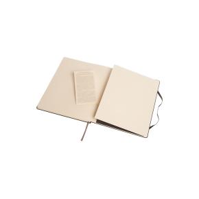 Moleskine Clas. Hard Notesbog XL, blank, sort