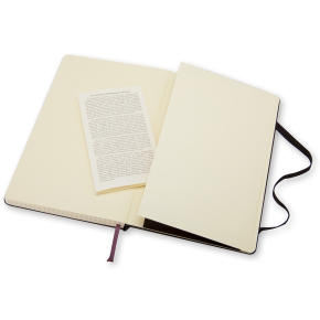 Moleskine Clas. Hard Notesbog Pocket, kvadr., sort