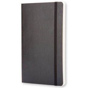 Moleskine Clas. Soft Notesbog Pocket, linj., sort