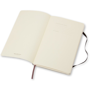 Moleskine Clas. Soft Notesbog Pocket, kvadr., sort