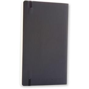 Moleskine Clas. Soft Notesbog Large, kvadr., sort